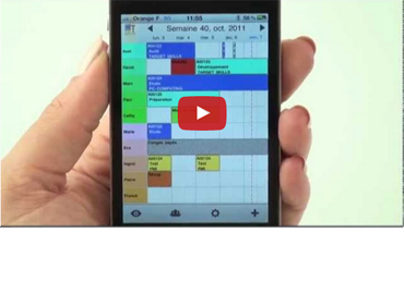 PlanningPME Mobile - Application pour smartphones et tablettes